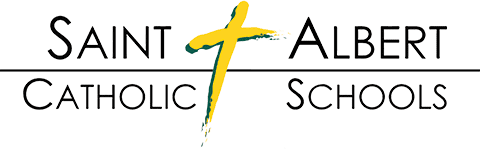 Saint Albert Header Logo