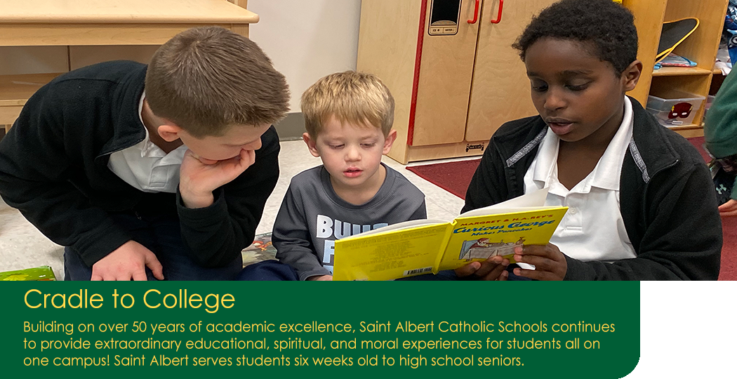 12-Students Reading - Cradle to College